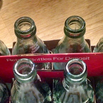 More Coke Cola Items