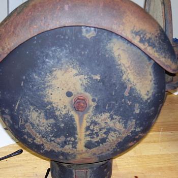 Railroad Signal Bell.