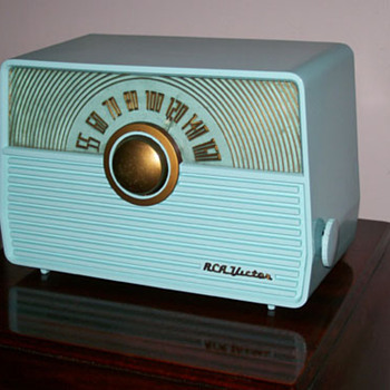 RCA VICTOR - Radios