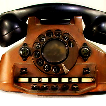 My Cooper Telephone - Art Deco