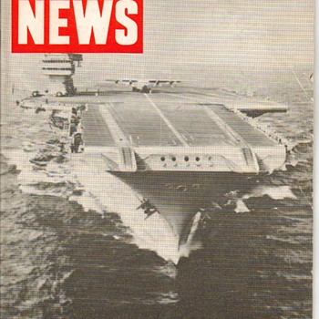 November 1964 Naval Avation News - Paper