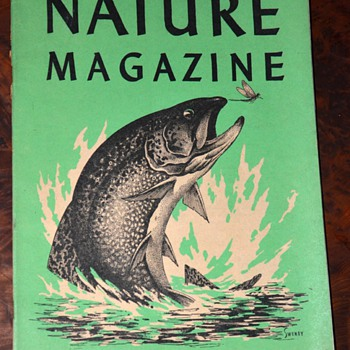 Nature Magazine - many old issues - Paper