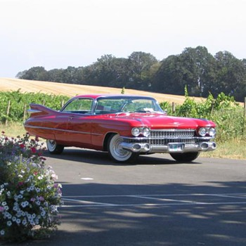1959 Coupe de Ville