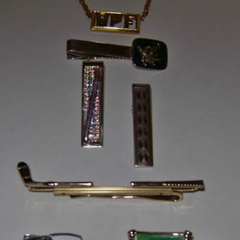 Vintage Tie Clips 2 - Accessories