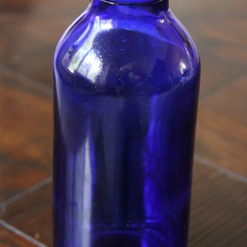 Emerson's Bromo Seltzer Bottle