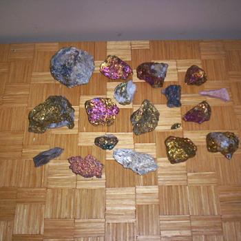 ore's-minerals