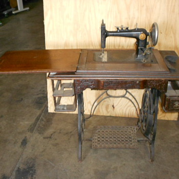 """New Fife"" Sewing Machine?  - Sewing"