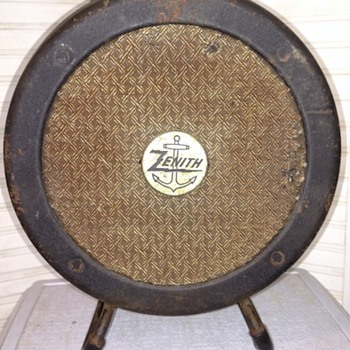 Zenith Boat and Trailer Speaker