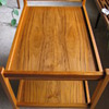 Danish Modern Teak Tea/Bar Cart