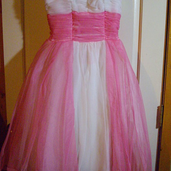 Early 60's prom dress. - Womens Clothing