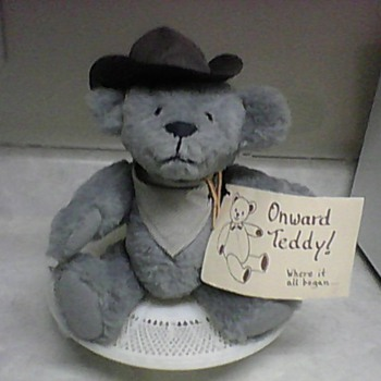 ONWARD TEDDY BEAR  - Dolls