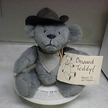 ONWARD TEDDY BEAR