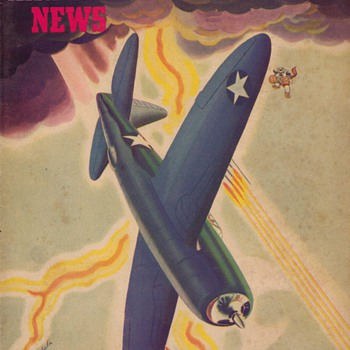 1942 - Model Airplane News magazine - December