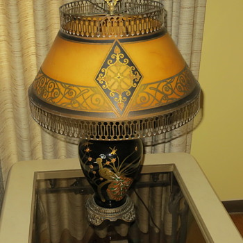 Grandmother's Lamp