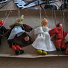 12 old pre 1950s i think  puppet need to id them 