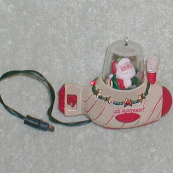 Hallmark Christmas Ornament - Christmas
