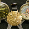 1933 Graf Zeppelin Circling Chicago Fair Watch Fob