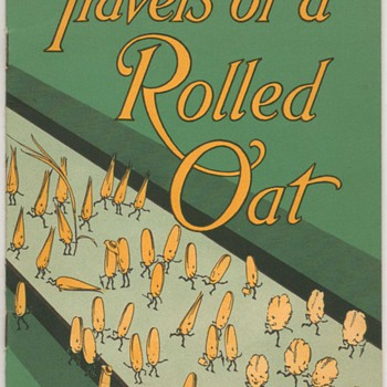 1934 - Travels of a Rolled Oat - Books