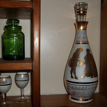 Great-Grandma's Wine Decanter