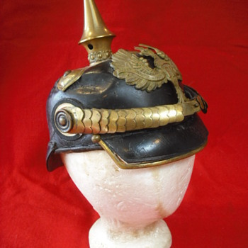 Prussian Dragoon Style Private Purchase Pickelhaube - Military and Wartime