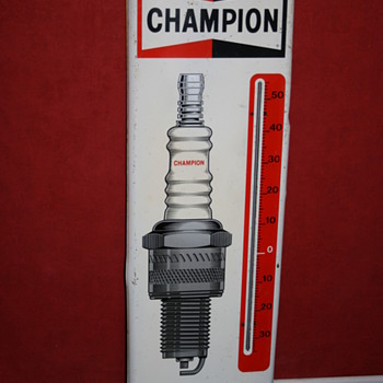champion thermometer