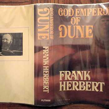 God Emperor of Dune (book 4 of Dune series)