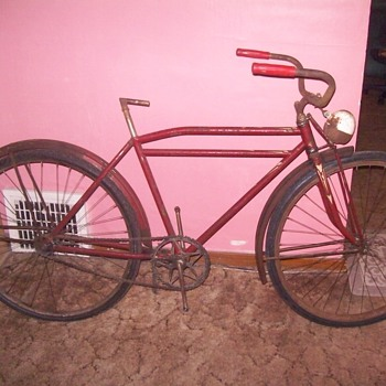 Early Bicycle. - Outdoor Sports