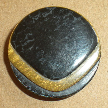 Art Deco celluloid buttons 1930s.