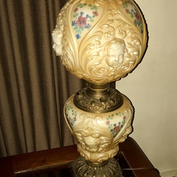 Antique Lamp-inherited