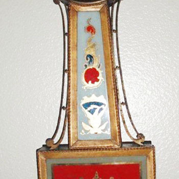 1805 Aaron Willard or Aaron Jr. Willard clock - Clocks