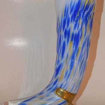 """Harald"" drinking horn from Iittala glassworks"