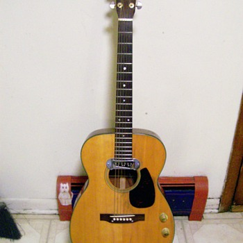 1959 Martin 000-13E  - Guitars