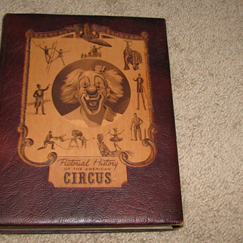 1957 Circus History Book