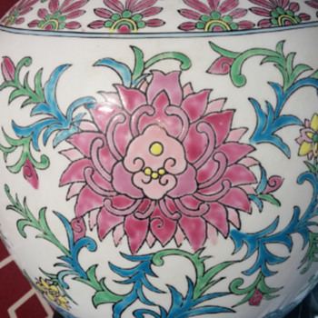 Help with Identifying Asian Ginger Jar Lamp