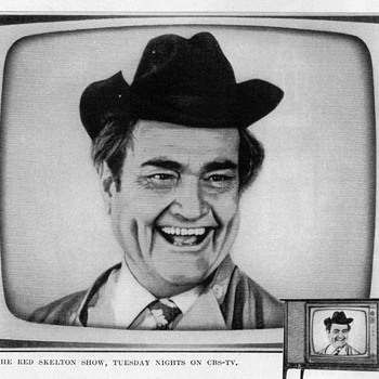 "1961 - ""Red"" Skelton for Zenith TV - Advertisement"