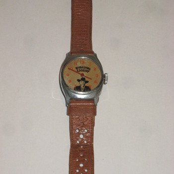 Hopalong Cassidy Watch - Wristwatches