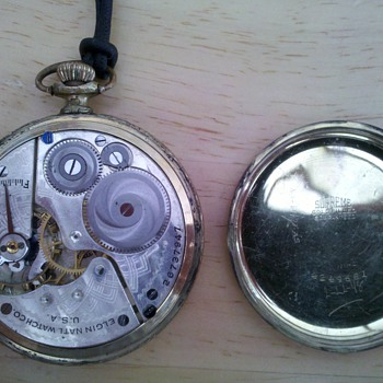 1924 Elgin - Pocket Watches
