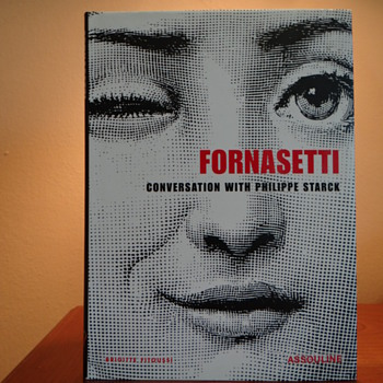FORNASETTI CONVERSATION WITH PHILIPPE STARCK  / THE BOOK - Books