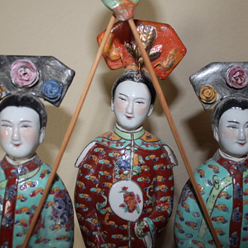 Three Chinese Ladies