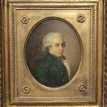 Mozart Portrait by Tischbaum (?) - Visual Art