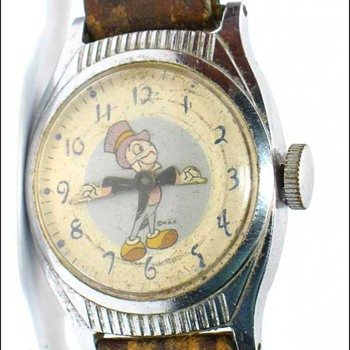 1948-49 Jiminy Cricket - Wristwatches