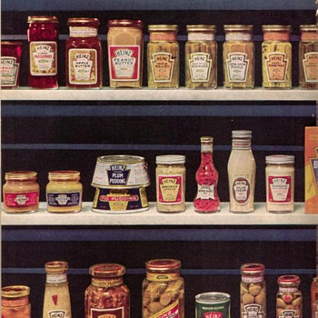 1933 - Heinz 57 Varieties 2-page Advertisement - Advertising