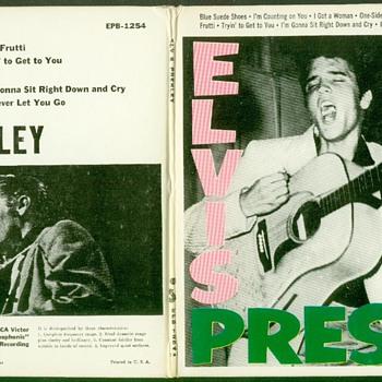 1254 Promo - Records
