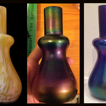 Possibly Some Welz Stuff....  With Some For Sure Welz Stuff....  And Maybe a Small Dose Of Heresey!! - Art Glass