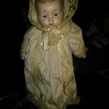 porcaline doll unknown