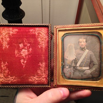 Civil War Tin Type - Photographs