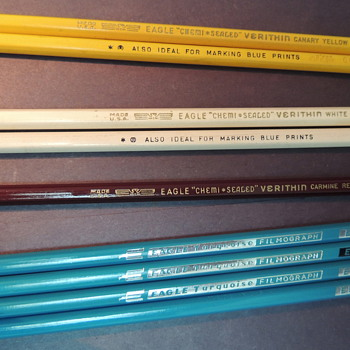 Pencils Continued - Pens