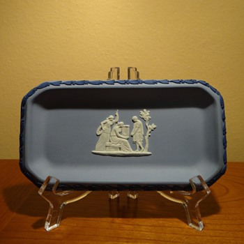 VINTAGE WEDGWOOD TRAY-ENGLAND