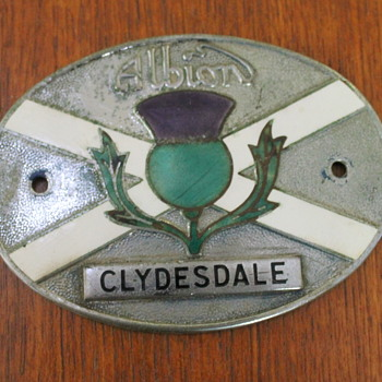 Metal name plates and badges