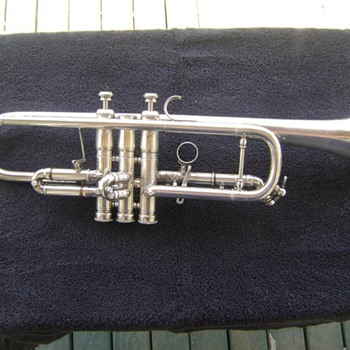 Buffet Crampon Paris Trumpet - Musical Instruments